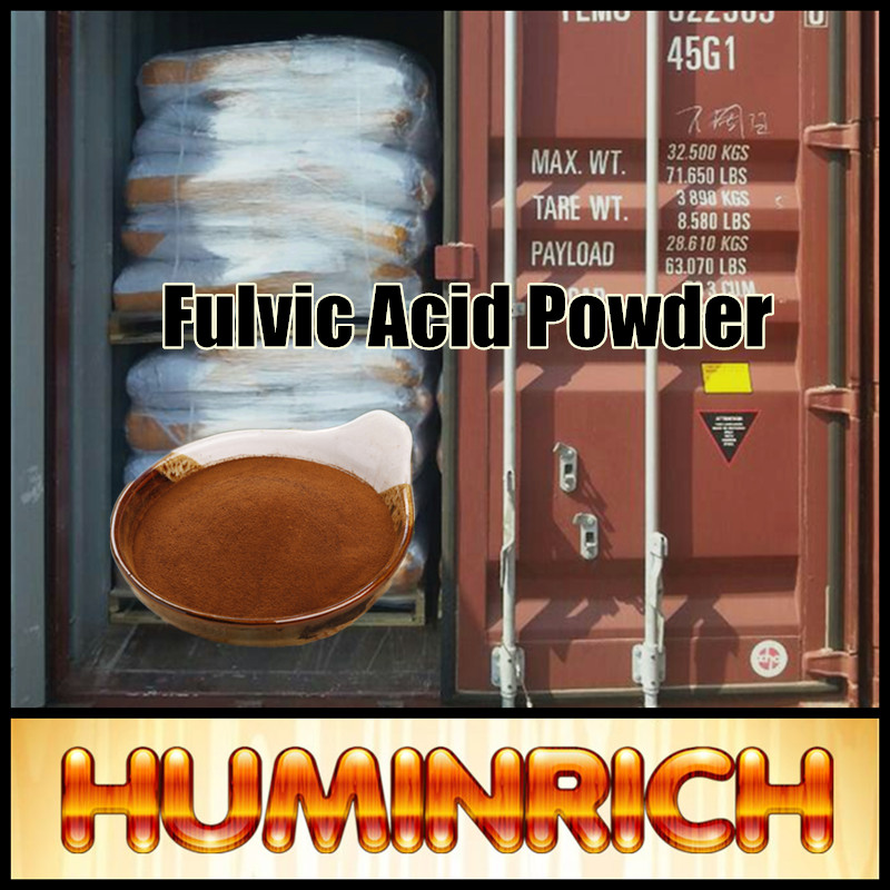 """HuminRich"" Plant and Leonardite Source <strong>Brands</strong> of Organic Fertilizer Buyers The Fulvic Acid Company"