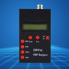 1-60MHz Shortwave SWR Antenna Analyzer Meter Tester For Ham Radio Hobbists