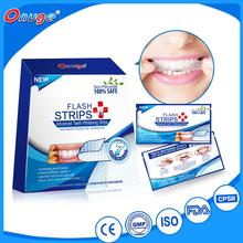 Best Seller 4D White tooth strips, Teeth Whitening Strips