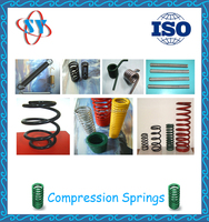 Custom Heavy Load Compress Spring