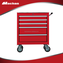 Auto Repair Garage 5 Drawers metal box tool box roller cabinet