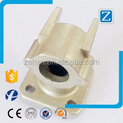 Customized iron cast part