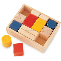 Handmade Wooden educational toys