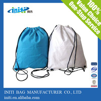 Top Quality Calico Bag With Drawstring For Promotion