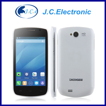 "Doogee DG110 4"" MTK6572 Dual Core Mobile Phone RAM 512M ROM 4G 800*480 Touch Screen WCDMA 5MP Camera GPS WIFI"