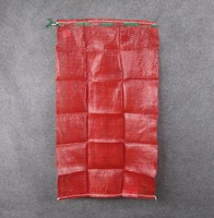 PP/PE mesh bag , plastic packaging bags for potatoes, garlic,firewood and onions