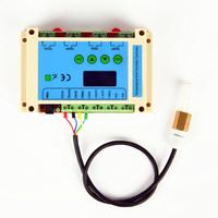 Wide Measurable range of temperature and humidity controller, digital temperature humidity controller greenhouse humidity