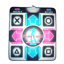Vendita calda 16/32 bit dance mat per tv/pc.