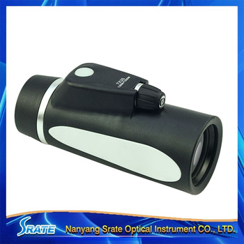 Good quality hot selling 7X35 monocular for fishing seafaring with compass