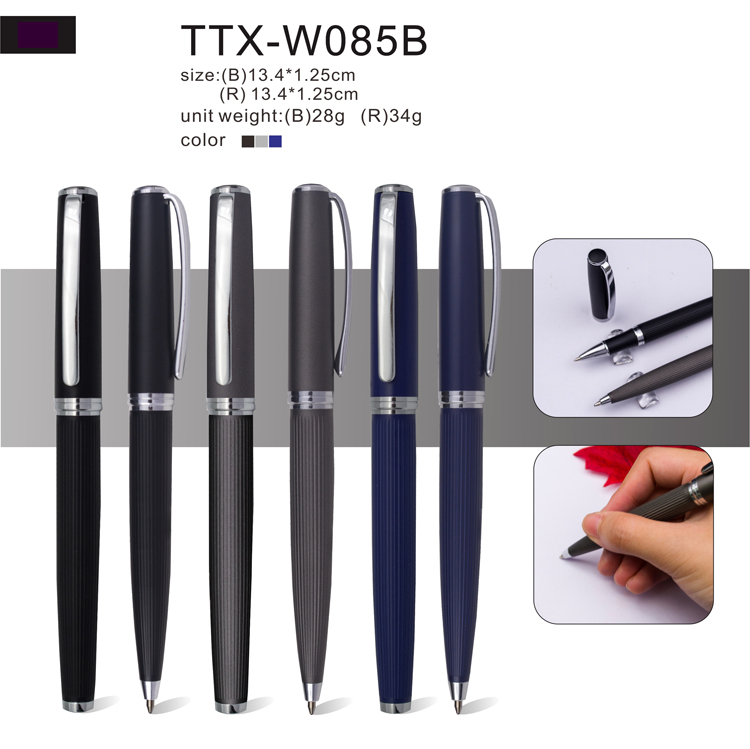 Fashion design manufacture wholesale customized metal pen