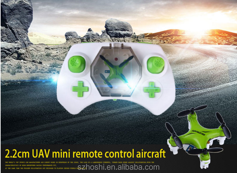FY804 Cheap RC Pocket Drone 2.4GHz 6 Axis 4 Channel Mini Helicopter Headless Mode Aircraft Toy For Kids