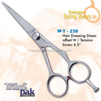 Professional Styling Shears Scissors hair cutting scissors with rest