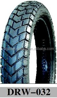 Qingdao manufacyurer rubber tube motorcycle tires 110/90-18
