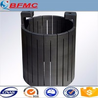 graphite heating elements for heating system