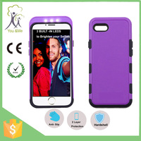 New design light up mold make cell phone case for cell phone