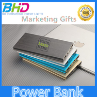 High quality laptop wireless powerbank slim 2600mah portable power bank 8000mah for moblie phone