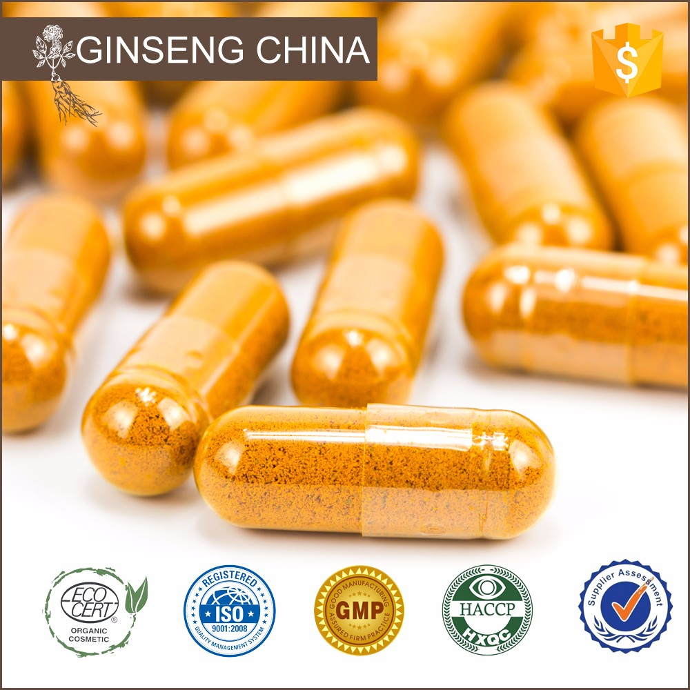 sex ginseng capsule dried red ginseng powder P.E. 20%,25%,80% 7%
