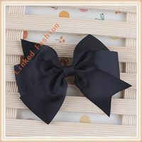 fashion fancy kids hair bows, hair accessories made in china