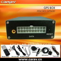 GPS navigation /receiver box avaliable for different model cars