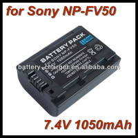800mAh 7.2V Replacement NP-FV50 Battery For Sony DCR-SR68 HDR-CX110