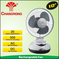 OEM or ODM factory rechargeable desk fan hot sales in Bangladesh