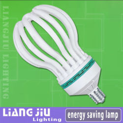 Made in zhongshan low cost 8U LOTUS CFL lamp