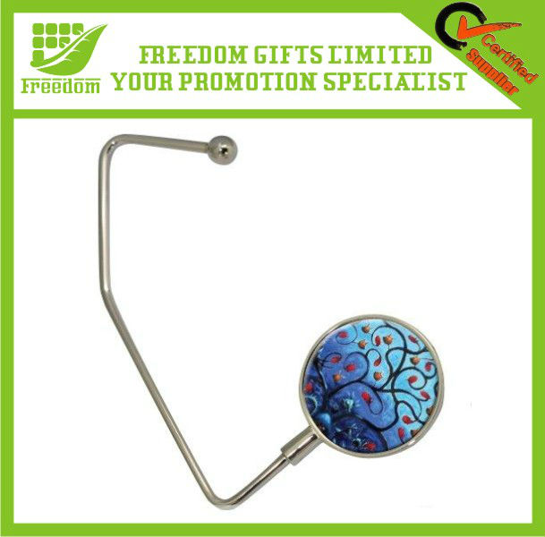 Custom Print Promotional Collapsible Purse Hook