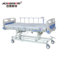 Automatic ICU electric hospital bed recliner chair bed manufacture
