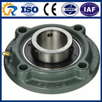 Cast Iron Round Flange Model Units with Spigot Joint pillow block bearing UCFCX08D1