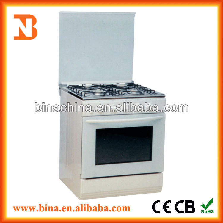 BN-FS1003 Free Standing Gas Cooker Oven with Oven Door