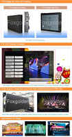 2014 hot selling competitive price outdoor P10 advertising led billboard/large led sign/outdoor double side led sign