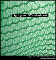 green sunshade net for agriculture