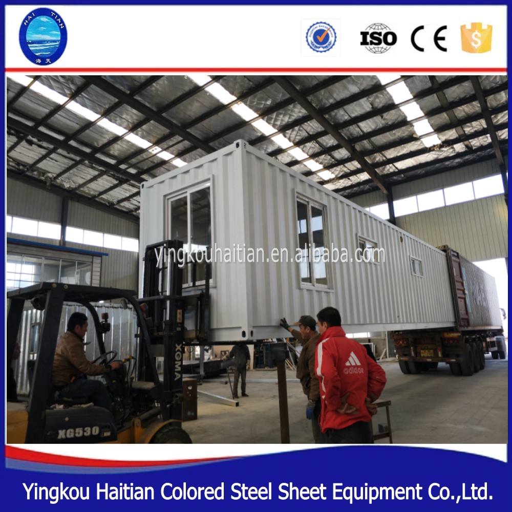 Good design china prefabricated mobile transportable homes Sandwich Panel Material office containers for sale containers casa