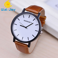 WJ-6498 New Arrival High Quality Factory Direct Leather Band Gogoey Brand Watch