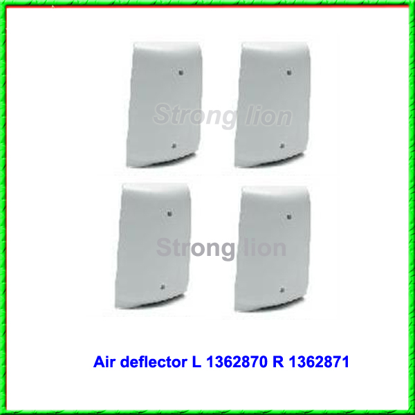 Factory sales direct with high quality air deflector L1362870 R1362871 for Daf CF85