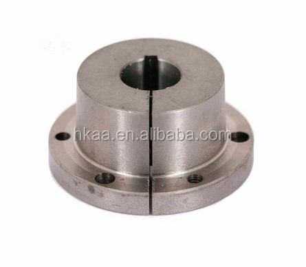 custom cnc parts motor shaft bushing split flange bushing electric motor bushing