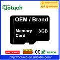 H2testw Passed Class6 Cheap Memory Card 8 GB