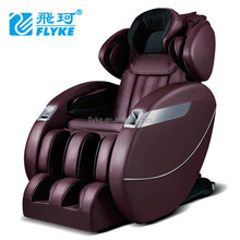 2017 new product 3d zero gravity massage chair