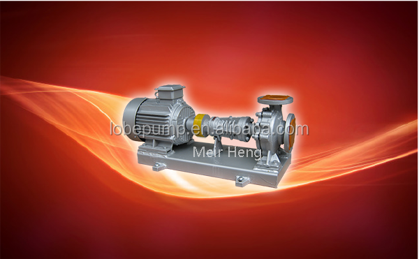 RY hot oil circulation centrifugal pump horizontal thermal oil transfer pump