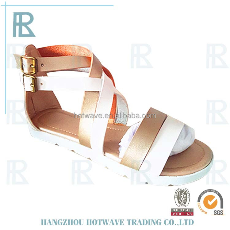 Factory Supply China Manufacturer flat sandals 2016 women