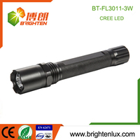 Manufacturer Wholesale 3.7v 18650 battery Operated Aluminum Cree led multi-function strobe light