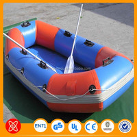 Factory directly sale Popular inflatable boat with electric motor
