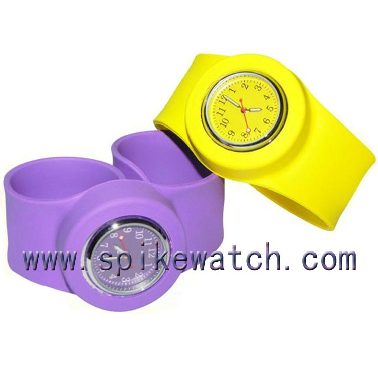 New Customized Christmas Gifts Couples Adult Slap watches