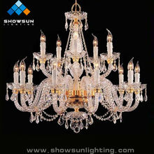 Factory-outlet crystal chandelier light