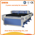 250w flat bed cnc metal pipe laser cutting machine for nonmetal and metal