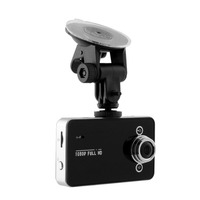 "2015 update K6000 Car Black Box Full HD Car Dvr 1080p 2.5"" Display with G-sensor and auto detection function"