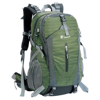 Sell Mens Green Military Style Tactical Army Hiking Backpack