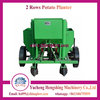Farm seeding machinery tractor sweet potato planter for 2 rows