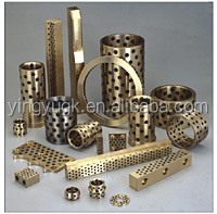 Metallic Self-lubricating Bearings,The copper sleeve