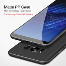 CAFELE Ultra thin PP case for Samsung galaxy s8 non slip hard cover for Samsung Galaxy S8 plus